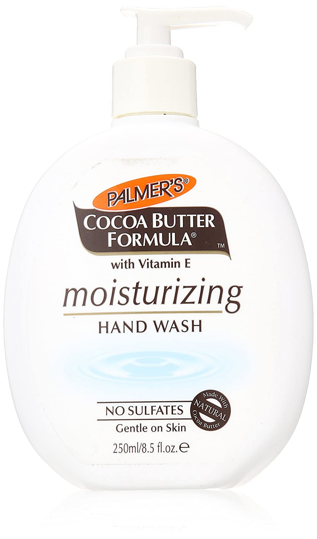 96ae4c21eab Palmers Cocoa Butter Hand Wash 250 ml Pump (No Sulfates): Amazon.co.uk:  Beauty