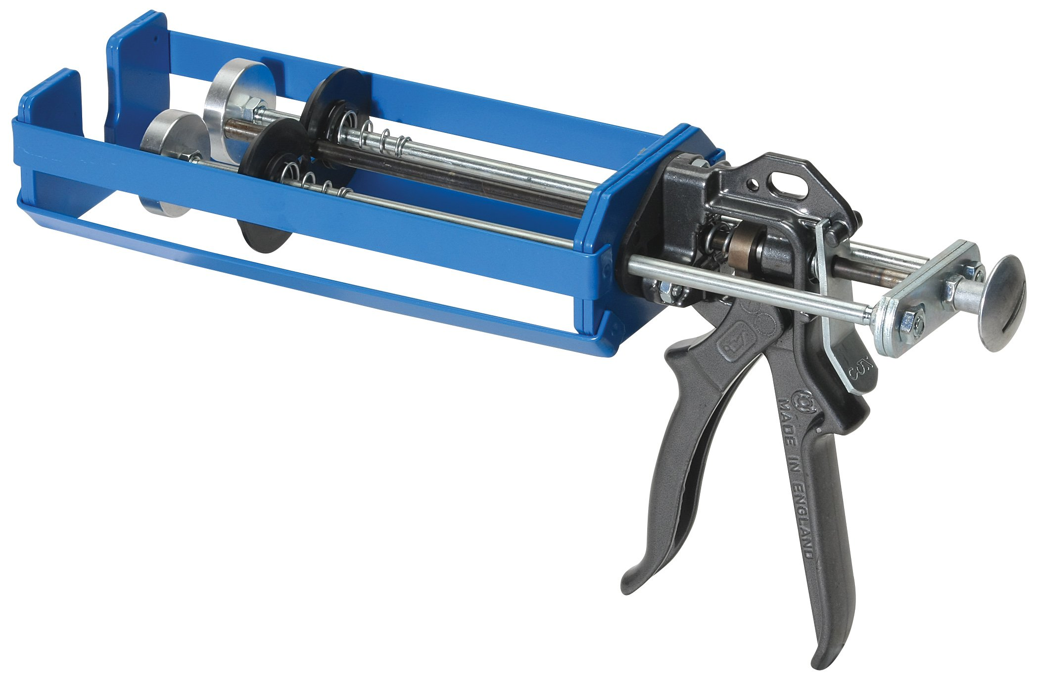 COX M300X 300 ml. x 300 ml. Cartridge High Viscosity Manual Epoxy Applicator