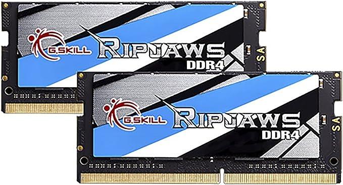 Gskill F4 2400c16d 32grs Memory So D4 2400 32gb C16 Rip Computer Zubehör