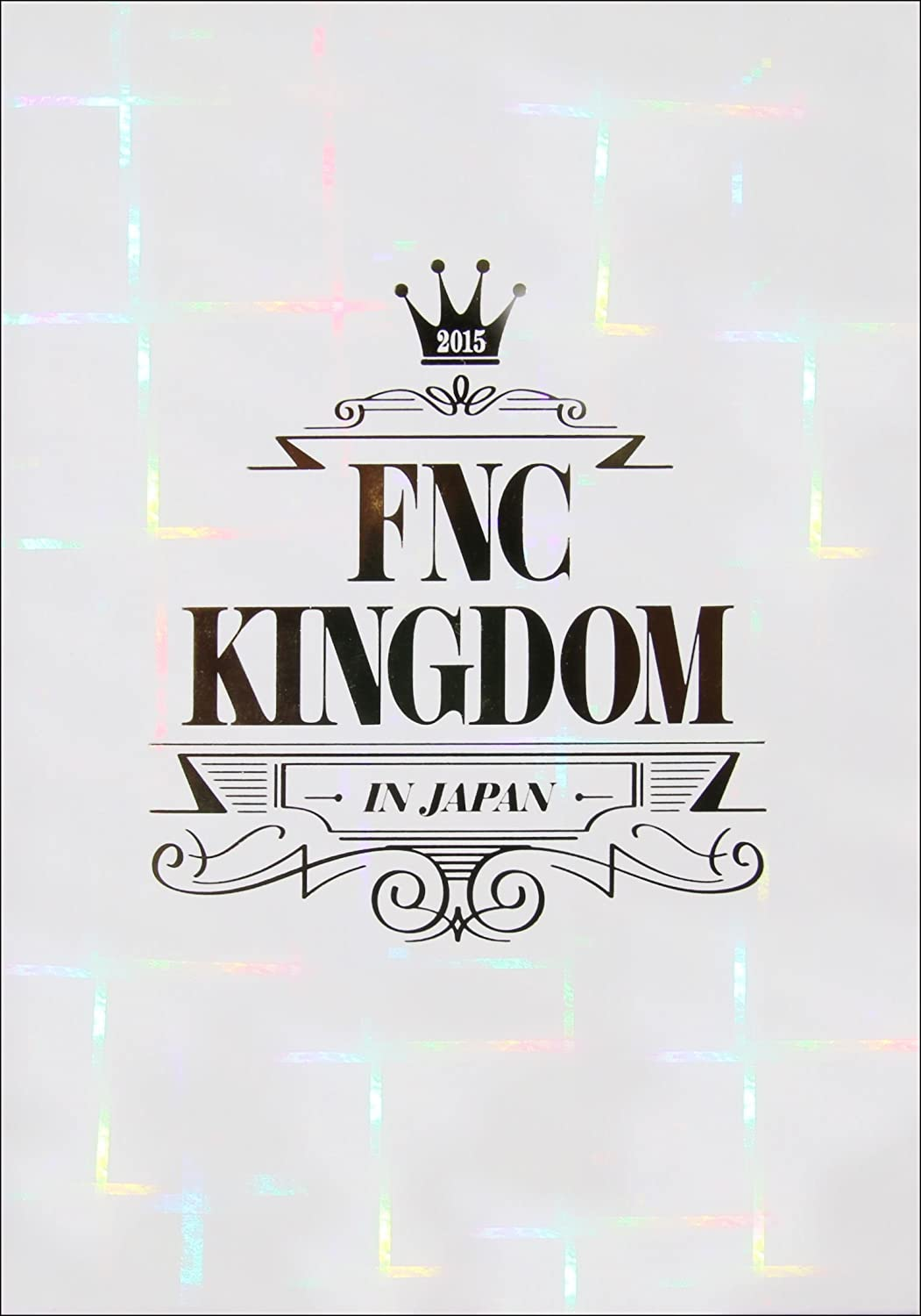 2015 FNC KINGDOM IN JAPAN(Blu-ray) B01COL6G4G