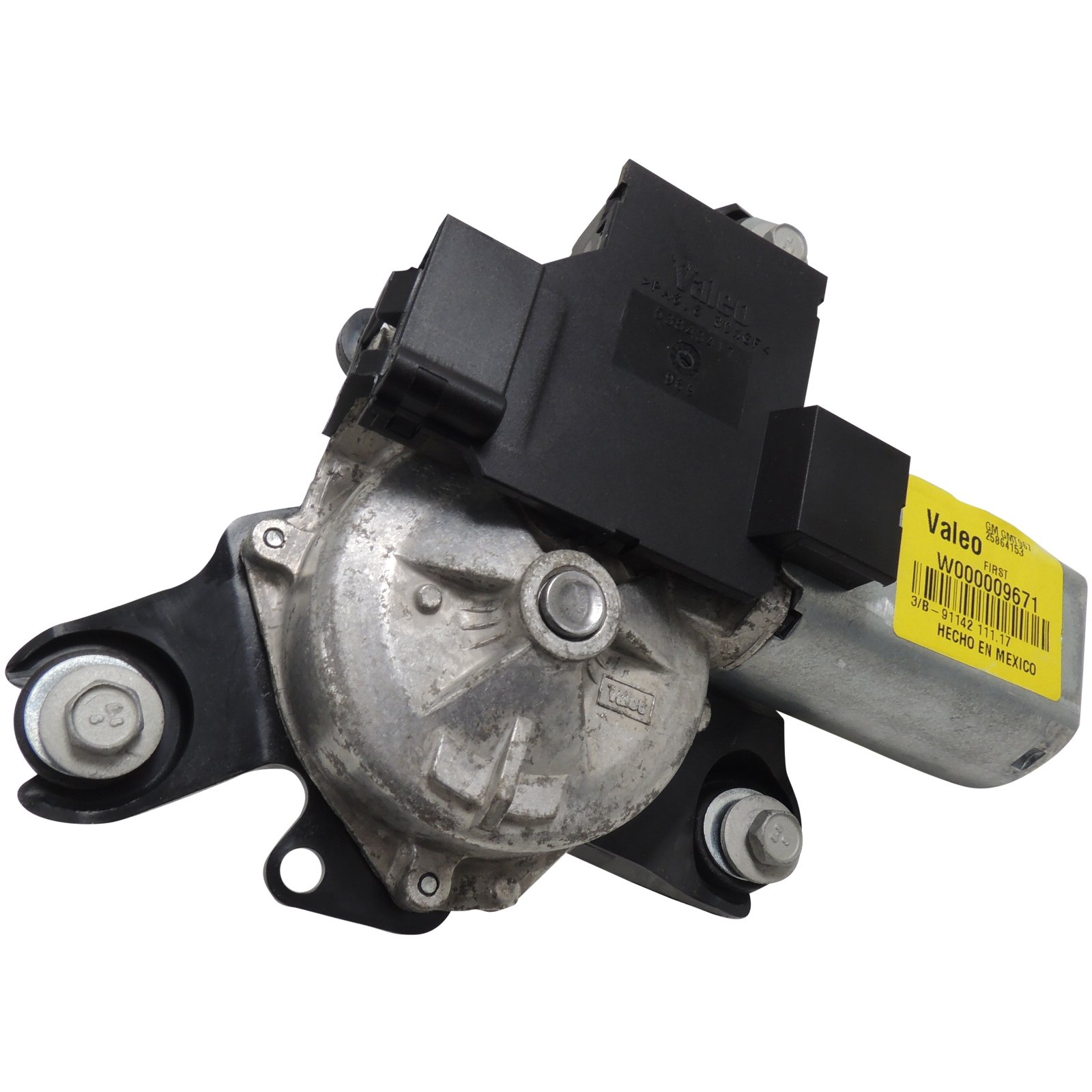 ACDelco 25864153 GM Original Equipment Rear Window Wiper Motor