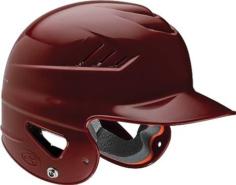 b8f247970 Amazon.com   Rawlings Coolflo Clear Coat Helmet
