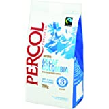 Percol FT Decaf Colombia Ground Coffee 200 g (Pack of 2 bags)