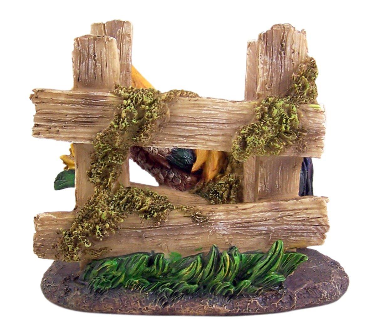 Farm Yard Rooster Napkin Holder 5 1/4 Inch by Decorative Napkin Holder (Image #2)