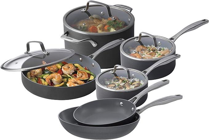 Bialetti Ceramic Pro Cookware Set