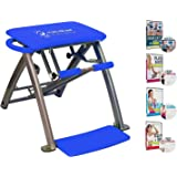 3b Scientific W15401 Stark Combo Pilates Chair Black