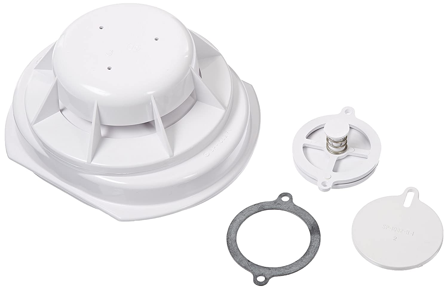 Hayward SP1080FVEKIT Float Valve and Equalizer Valve Replacement Kit for Hayward SP1080 Auto-Skim Series Skimmer