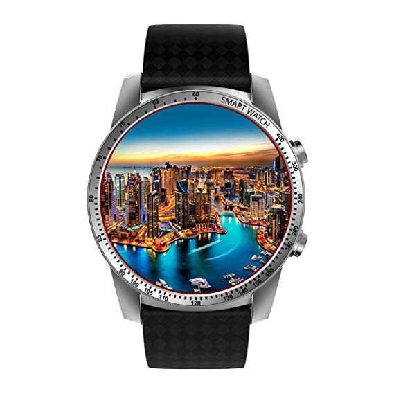 Amazon.com: Bluetooth Smart Watch Unlocked Android 5.1 Wrist ...