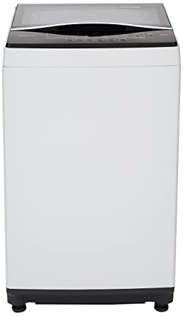 Bosch 6.5 Kg Fully-Automatic Top Loading Washing Machine (WOE654W0IN, White)