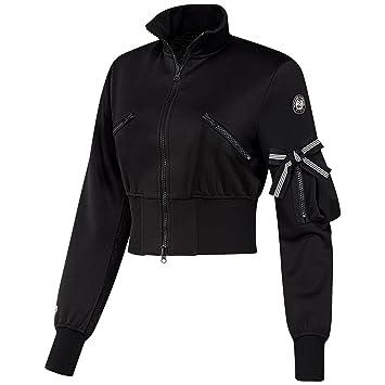 adidas RGY3 Jacket - Sudadera para Mujer, Color Azul, Talla S: Amazon.es: Zapatos y complementos