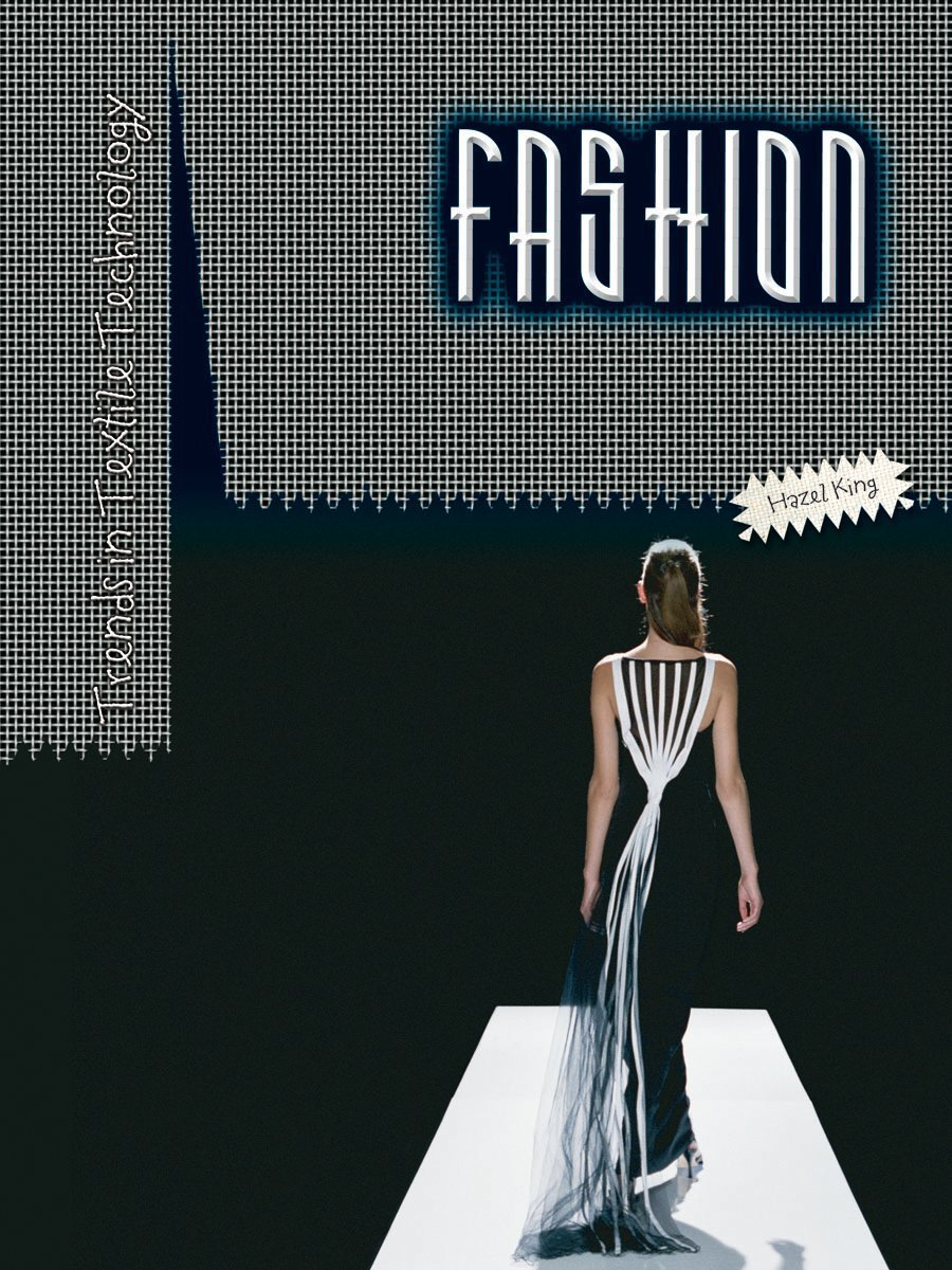 Fashion Hazel King Trends In Textile Technology King Hazel 9780431990156 Amazon Com Books