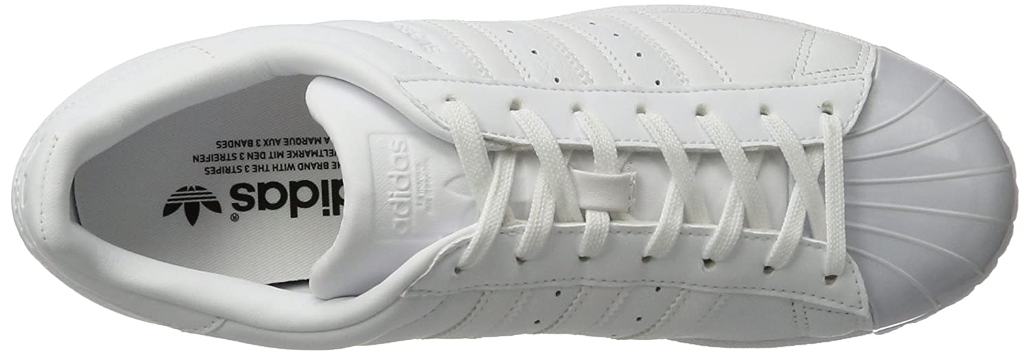 timeless design a8c70 8078d adidas Superstar Glossy To, Scarpe da Basket Donna  Amazon.it  Scarpe e  borse