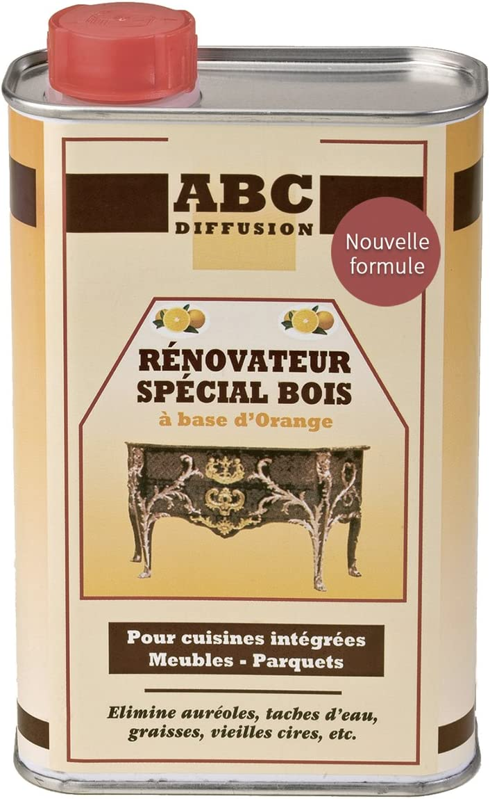 Renovateur A L Orange Nouvelle Formule Amazon Fr Cuisine Maison