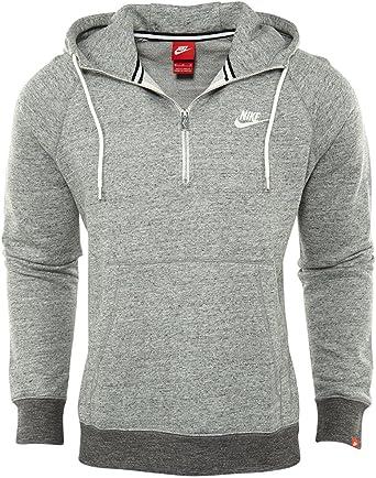 nike legacy half zip hoodie