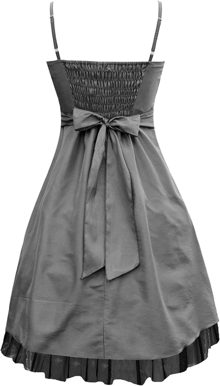 BlackButterfly Sia Satin Essence Prom Dress