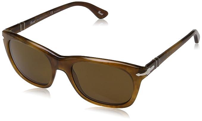 Persol Gafas de Sol Mod. 0649-96/83 Caramelo 54 mm: Amazon ...