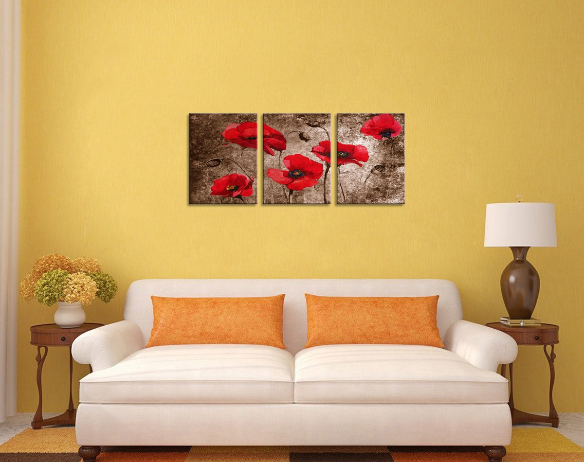 Exelent Poppy Canvas Wall Art Ideas - All About Wallart - adelgazare ...