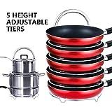Combrichon 5091150 egouttoir range couvercle Porte couvercle casserole