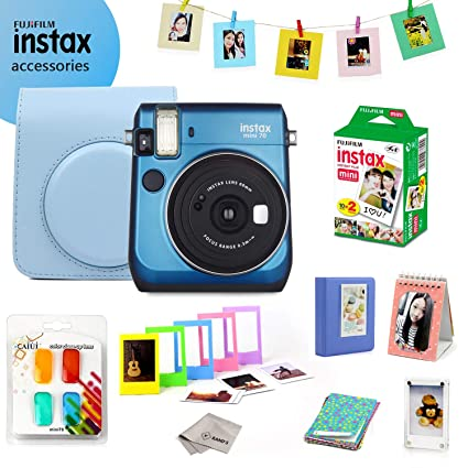 Fujifilm Instax Mini 70 Bundle: Amazon.es: Electrónica