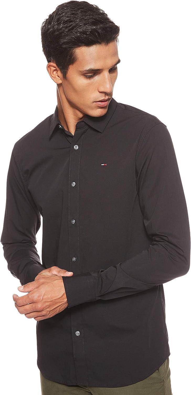 Tommy Hilfiger Original Stretch Camisa para Hombre