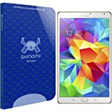 """Samsung Galaxy Tab S Screen Protector (8.4""""), Skinomi Tech Glass Screen Protector for Samsung Galaxy Tab S Clear HD and 9H Hardness Ballistic Tempered Glass Shield"""