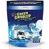 Green Gobbler Holding Tank Deodorizer and Treatment | RV, Marine & Porta Potty Treatment | Prevents Clogs & Waste Build…