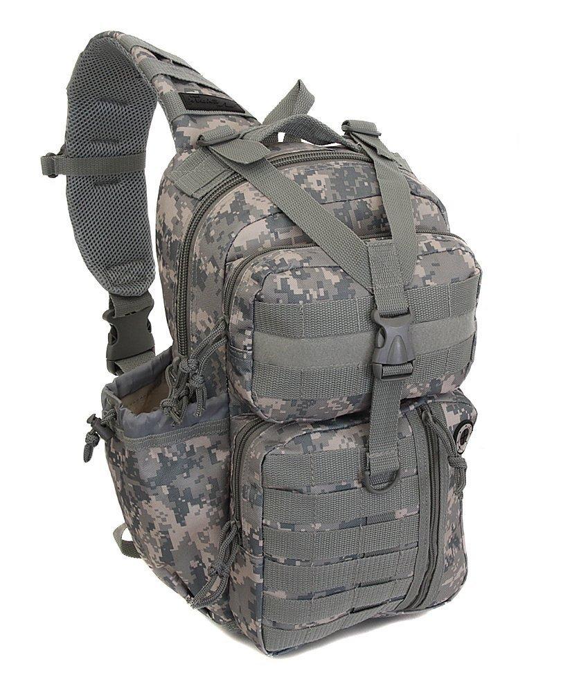 16b49c9d2f Mens Tactical Gear Gear Gear molle idratazione pronto Sling spalla zaino  borsa 67c293