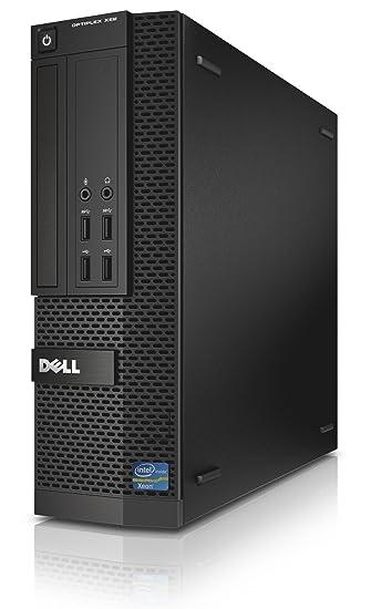 Amazon.com: Dell Optiplex XE2 Small Form Factor Desktop, Intel ...
