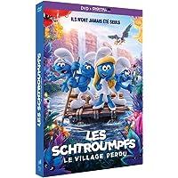 Les Schtroumpfs et le Village perdu [DVD + Copie digitale]