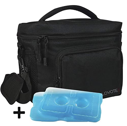 Lovotec Insulated Lunch Bag