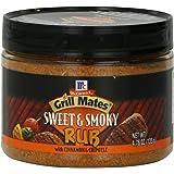 McCormick Sweet and Smoky Rub, 4.76 Ounce