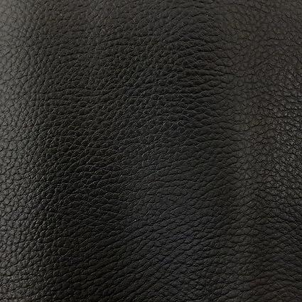 Craftine Simili cuir d ameublement uni Noir - Par 50 cm  Amazon.fr ... 0d5bfa18cab