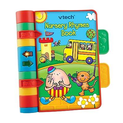 VTech Baby Nursery Rhymes Book - Multi-Colour : Toys & Games