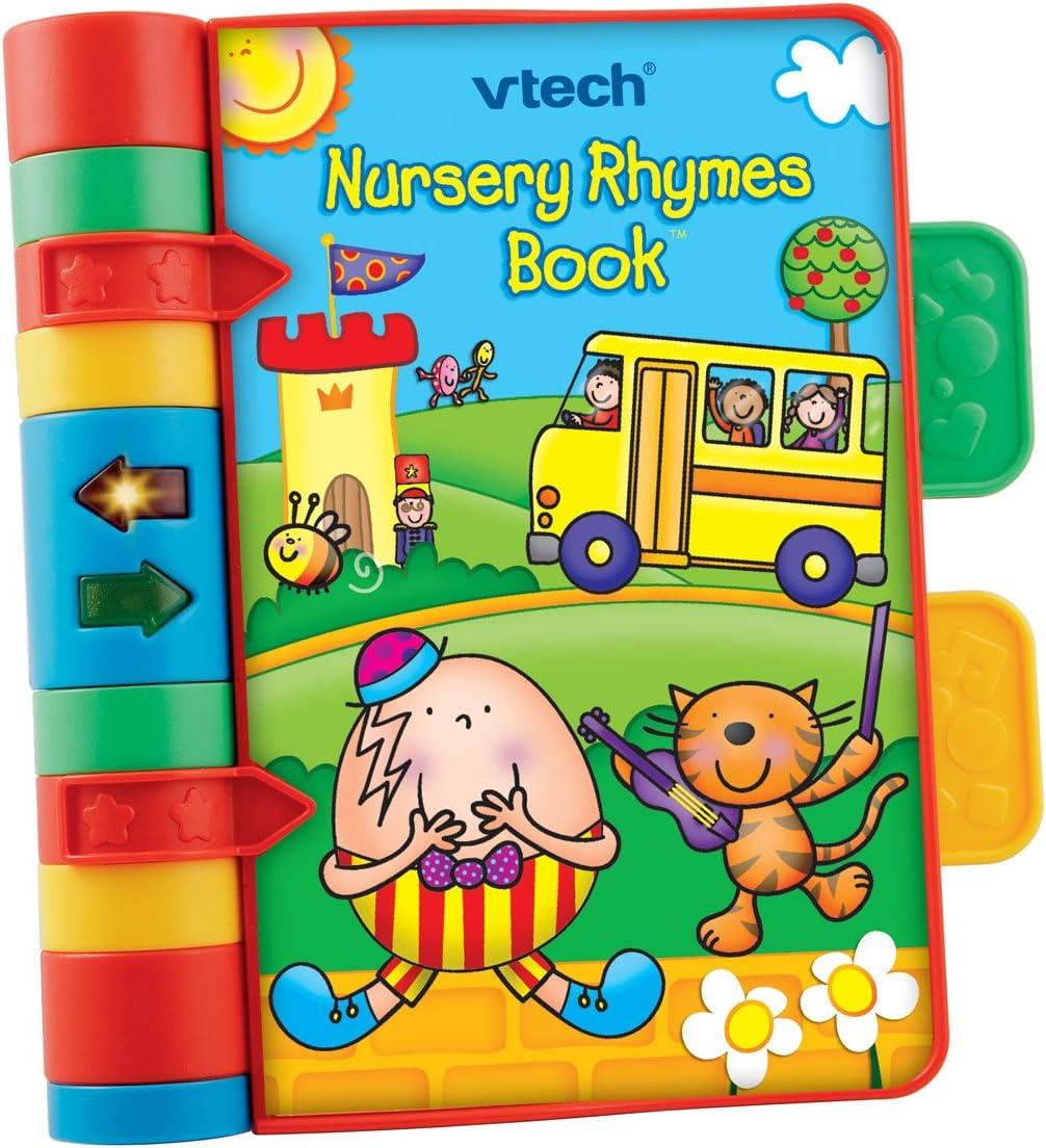 VTech Baby Nursery Rhymes Book - Multi-Colour