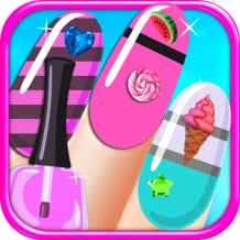 Sparkle Nail Salon - Kids Manicure and Pedicure Shop FREE