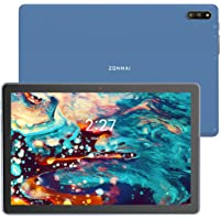 ZONMAI MX2 Tablet 10.1 Pulgadas Android 10.0 | Tableta 5G WiFi Ultrar-Rápido Quad-Core 1.6GHz 4GB RAM + 64GB ROM | 5MP…