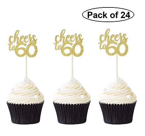 Pack de 24 adornos para cupcakes, diseño de chicos a 60, con ...