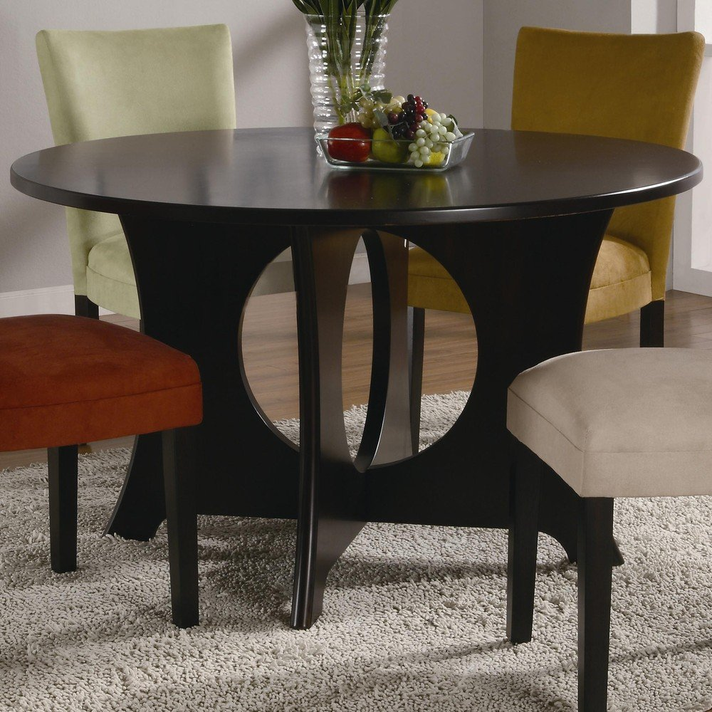 Circle Dining Tables Images Table Ideas