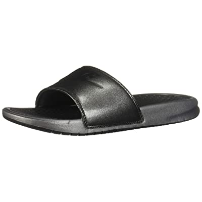 Nike Women's Benassi JDI Metallic QS Sandal | Sport Sandals & Slides