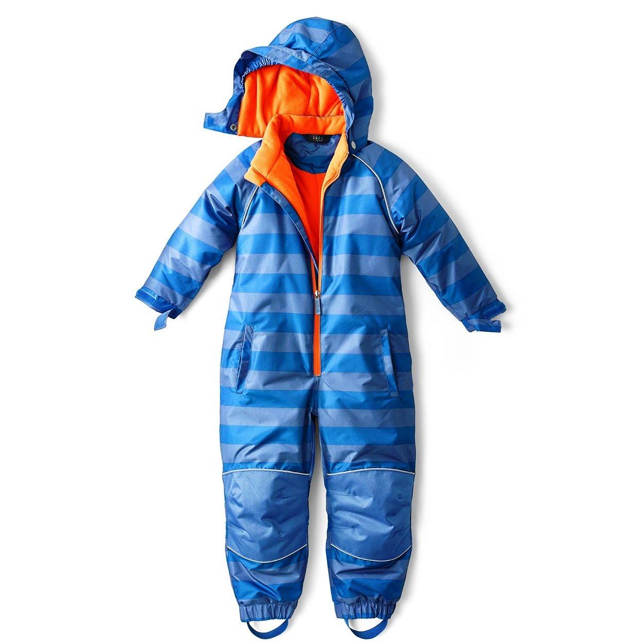 Tchibo - Abrigo para la Nieve - Traje de Esquiar - para niño Azul ...