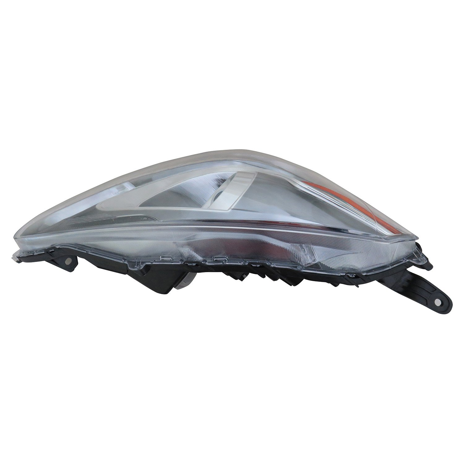 TYC 20-9669-00-9 Replacement Right Head Lamp