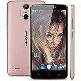 Ulefone Vienna 5,5 Zoll 4G-LTE-Smartphone Touch ID ohne Vertrag Dual SIM Android 5.1 FHD1920X1080 Screen Octa Core 3GB RAM + 32GB ROM Handy Rose Gold