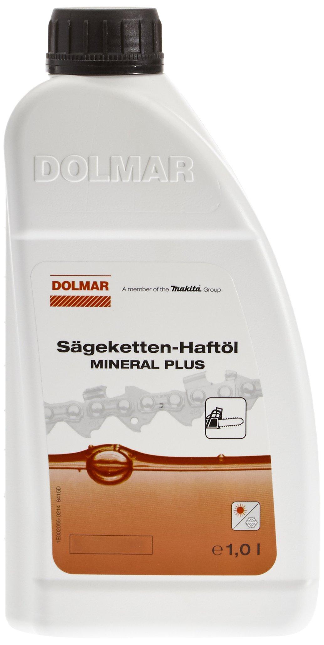 Dolmar 988002256 - Aceite De Cadena motosierra, 1 Litro product image