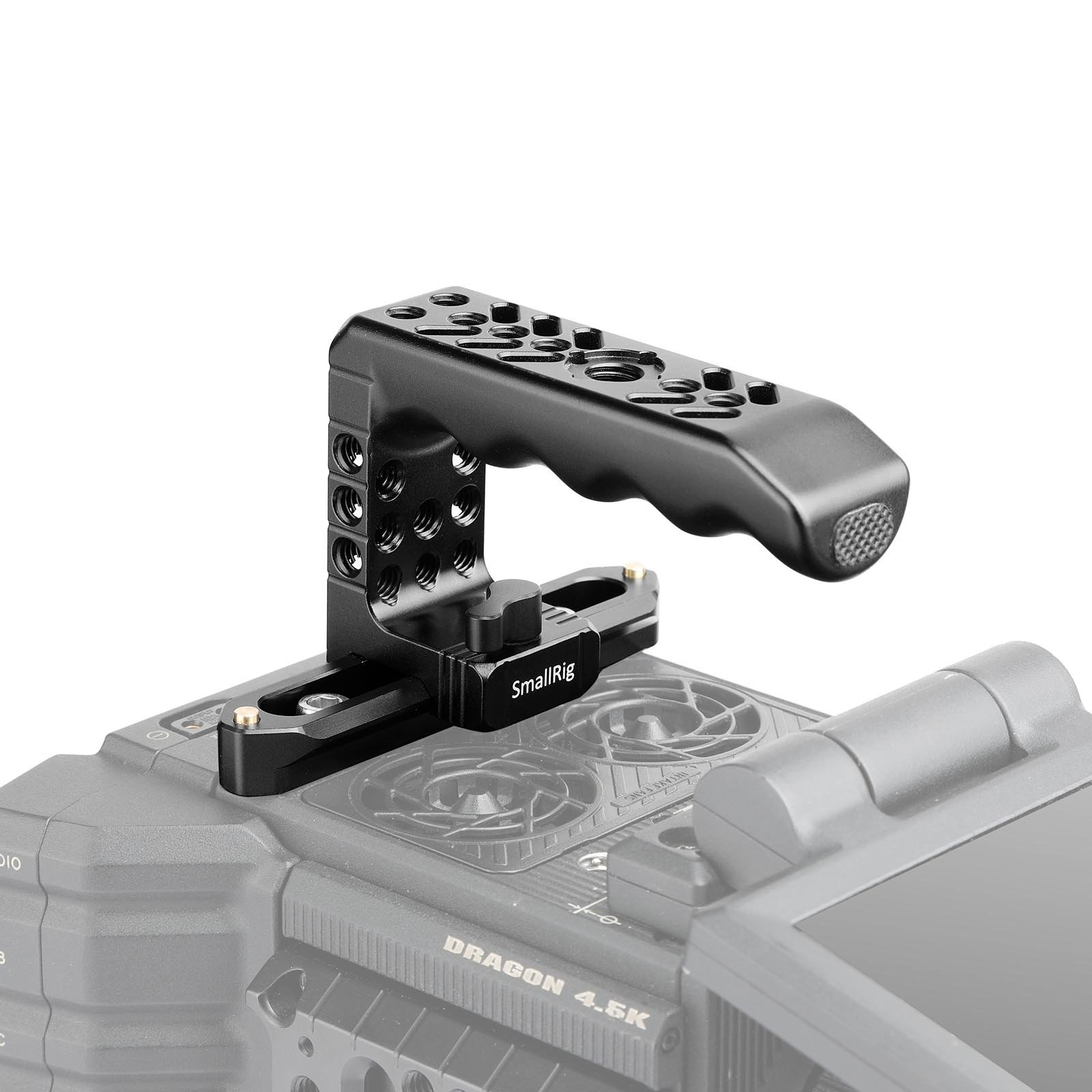 SMALLRIG Top NATO Handle - Camera Cheese Handle with NATO Rail and Locating Pins for RED Camera and Other Devices -1961 by SMALLRIG