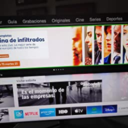 Samsung QLED 2018 55Q8CN - Smart TV Curvo de 55