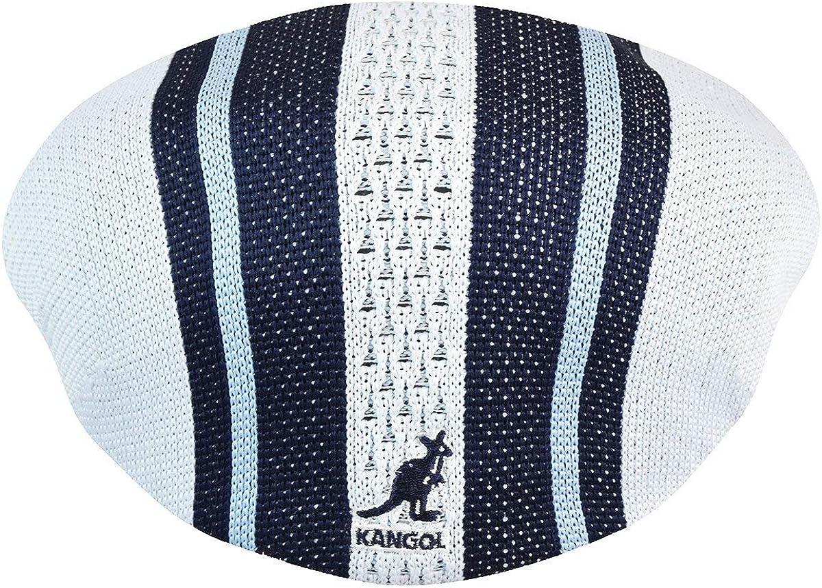 Kangol Coppola Vented Stripes 504 Cappello Piatto Berretto Estivo