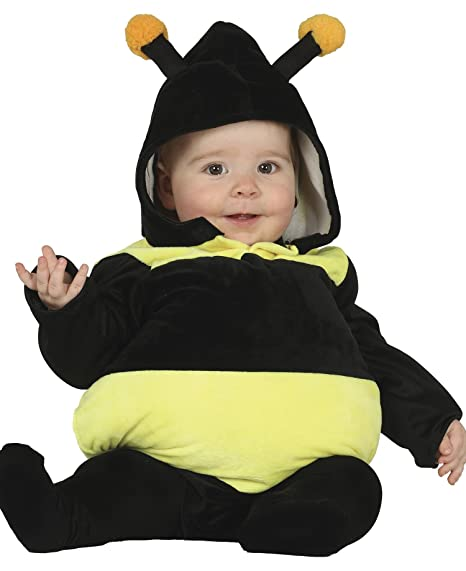 Guirca Disfraz 6-12 meses Abejita Baby u 87622.0