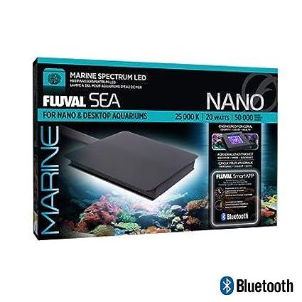 Watt Marine Led20 Nano Bluetooth Fluval Sea 34RLA5jq