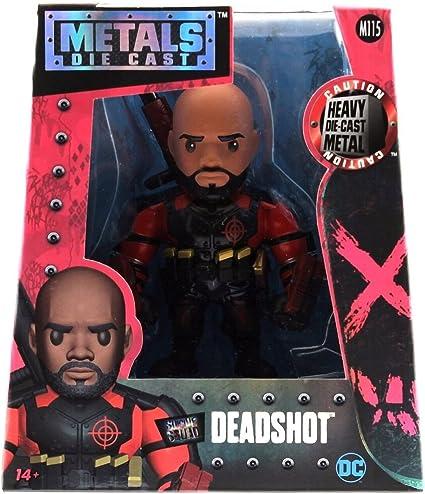 Jada Toys 4 Inch Metals Die Cast Suicide Squad NEW Deadshot.