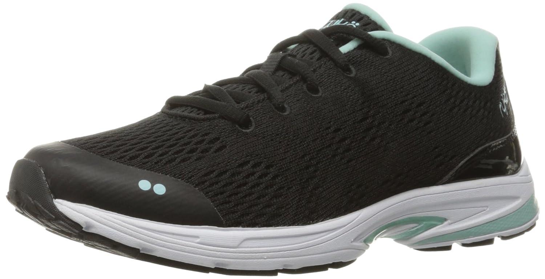 Womens Revere Walking Shoe, Black/Mint, 8 M US Rykä